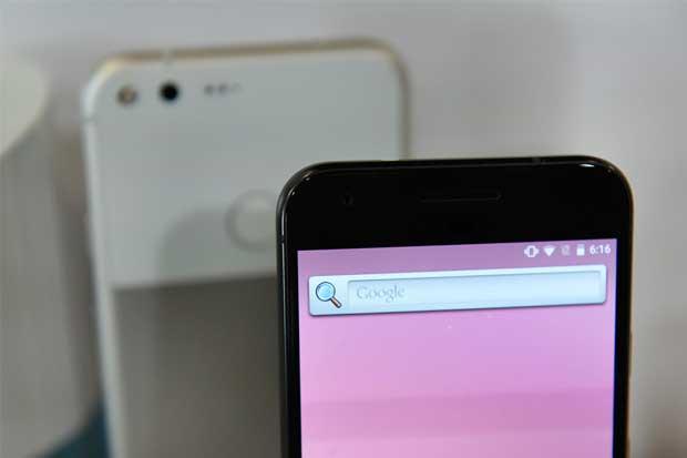 Google aspira a ganancias del iPhone con su smartphone Pixel