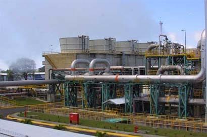 Mitsubishi gana licitación para construir turbina geotérmica en Liberia