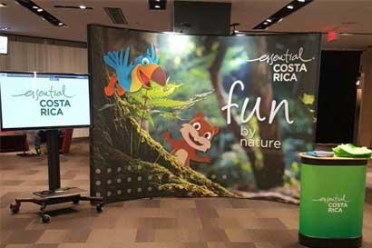 Costa Rica promociona su animación digital en Europa y Norteamérica