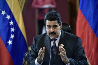 Militares de Venezuela respaldarán a Maduro en disputa con el Congreso