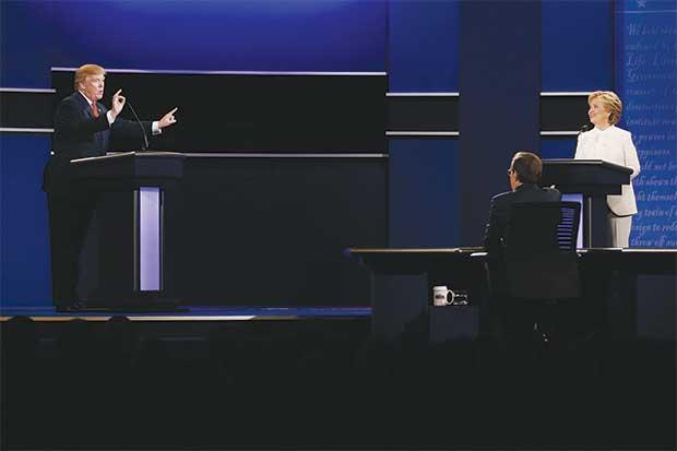 Piratería, fraude y confusión afligen antes de elección en EE.UU.
