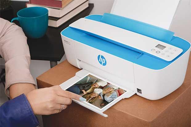 HP lanzó la impresora más pequeña del mercado