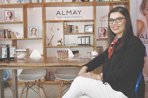 Almay amplía su línea de productos