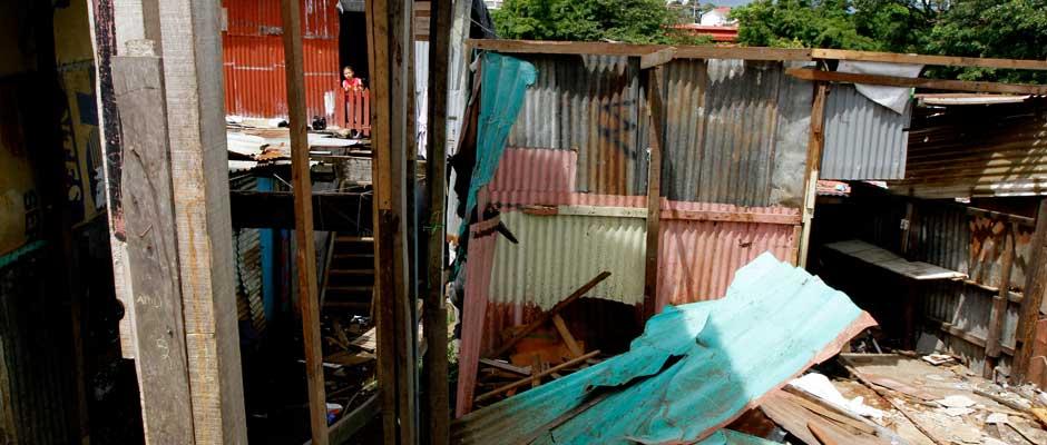Caen índices de pobreza en el país