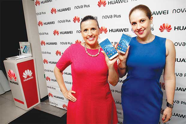 Huawei completó su portafolio de smartphones en 2016
