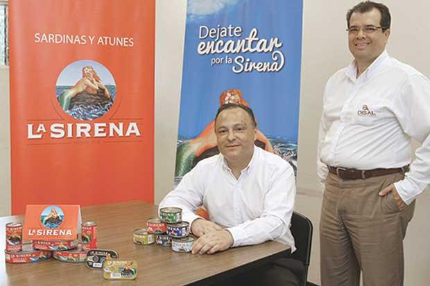 La Sirena quiere posicionarse más en el mercado de las sardinas