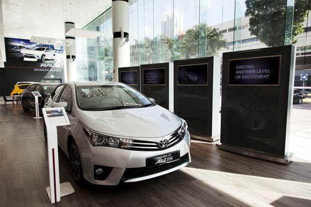 Toyota busca aprender de lecciones de Uber