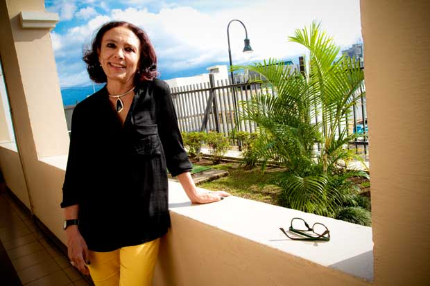 Patricia Mora presentó acción para cerrar el CTP