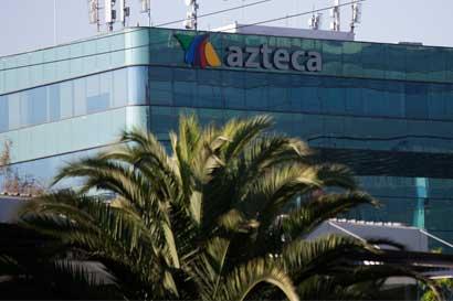 TV Azteca reduce valor de división colombiana, busca inversión