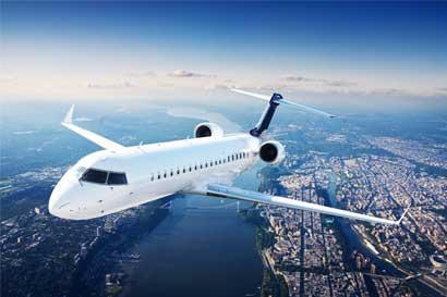 Fabricantes de aviones venden menos jets privados