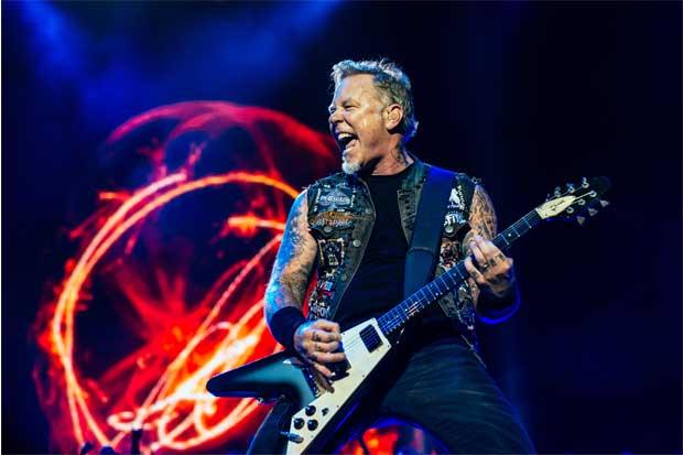 Banda Heresy será telonera de Metallica