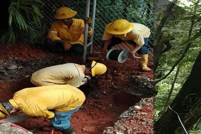 ICE finalizó construcción de paso subterráneo en Golfito