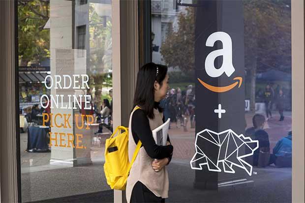 Amazon asusta a inversores con gran gasto antes de fiestas