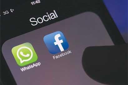UE ordena a Facebook dejar de procesar datos de WhatsApp