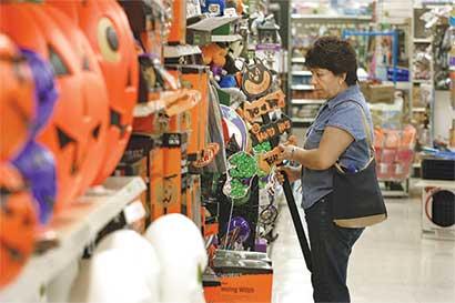 Venta de dulces para Halloween da buena señal económica en EE.UU.