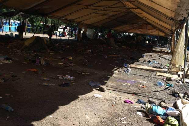 Cierran precario de migrantes en Peñas Blancas