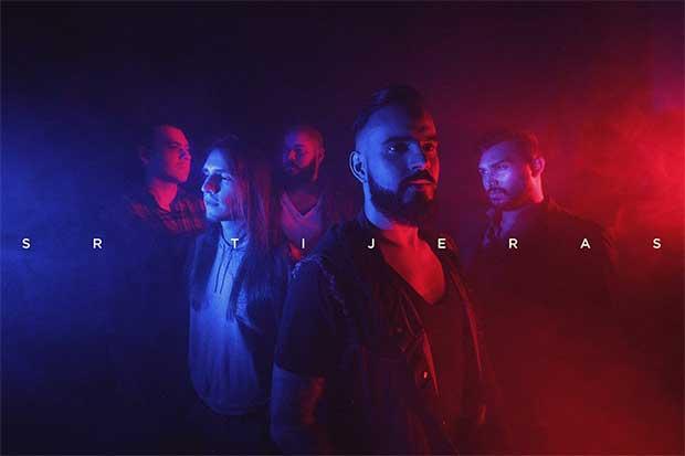 Escuche en exclusiva el nuevo tema de la banda Sr. Tijeras