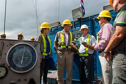 Firma española estará a cargo de diseñar proyecto geotérmico Las Pailas II