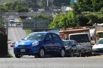 MOPT pide opinión a conductores sobre efectos de restricción vehicular