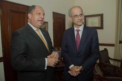 Costa Rica y Andorra intercambiarán expertos en educación