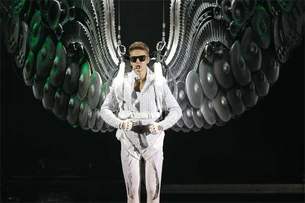 Próximo lunes salen a la venta entradas para concierto de Justin Bieber
