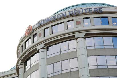 Thomson Reuters elimina 2 mil empleos por restructuración