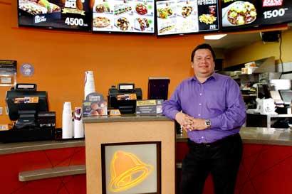 Taco Bell inauguró nuevo local en Terrazas Lindora
