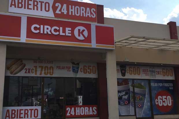 Circle K invirtió $160 mil en apertura de nuevo local en Desamparados