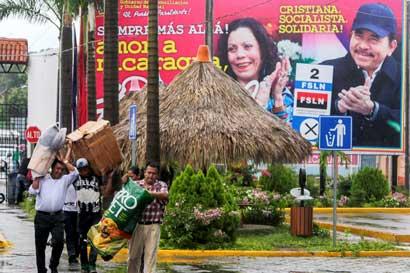EEUU llama a Nicaragua a realizar elecciones libres