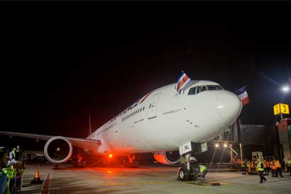 Air France conecta a partir de hoy París y San José