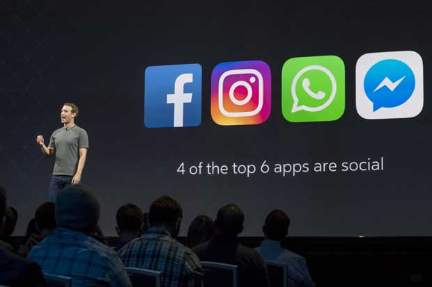 Facebook sigue aumentando usuarios y ganancias