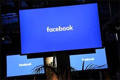 Facebook cayó más que nunca en nueve meses