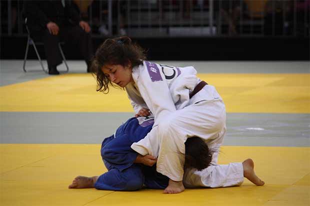 Lo mejor del judo se reúne este fin de semana