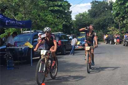 Colombianos dominan la primera etapa de Ruta de los Conquistadores