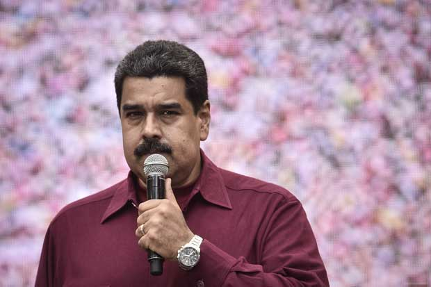 Maduro rechaza ultimátum de oposición venezolana en diálogo