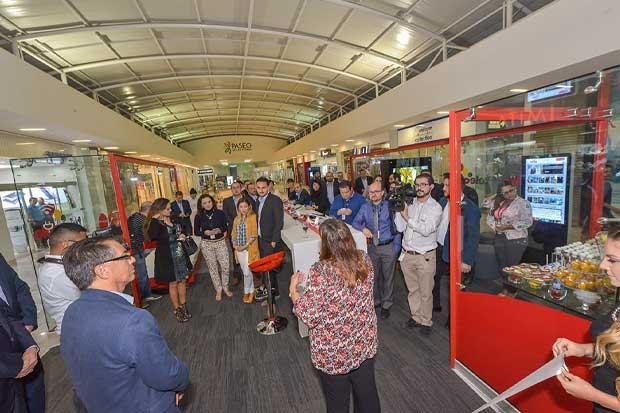 Telecable ofrecerá Internet gratis en Mall Paseo de las Flores