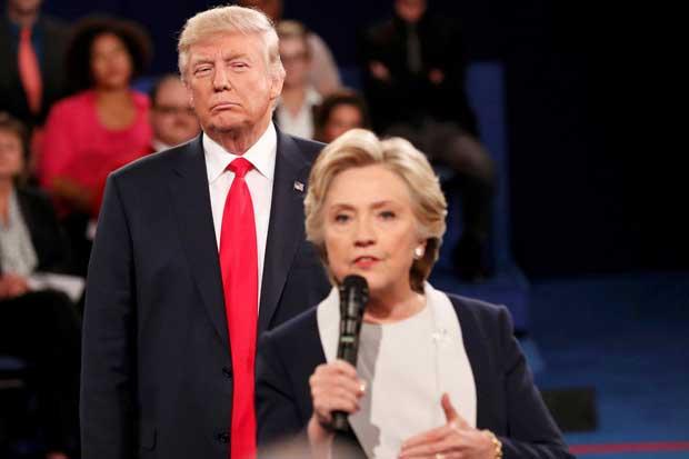 Clinton y Trump vuelve a la caza de votos de última hora en Florida