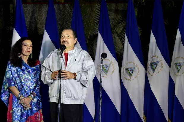 Ortega obtiene tercer mandato sucesivo en Nicaragua, pero oposición no lo reconoce