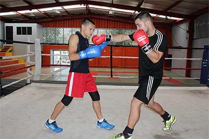 Centroamericano de Boxeo con la élite