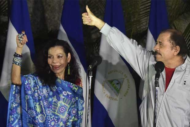 """Estados Unidos expresa """"profunda preocupación"""" por elección en Nicaragua"""