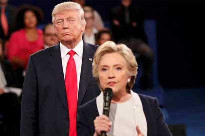 Clinton y Trump, en el cierre de una campaña histórica en EEUU