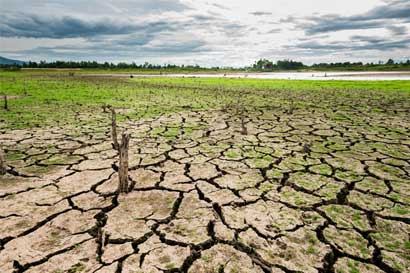 Eventos extremos más frecuentes a causa del cambio climático