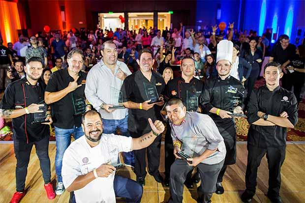 Burger Rocks premió las mejores hamburguesas