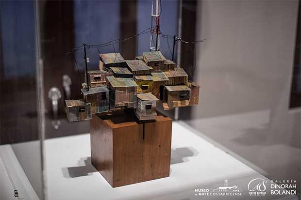 Exposición presenta la maqueta como elemento artístico