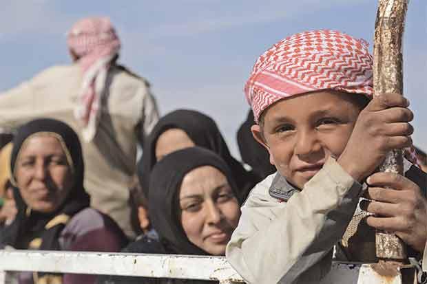 Fuerzas kurdas toman Bashiqa, ciudad clave al este de Mosul