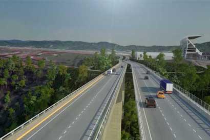 Empresas presentaron ofertas de hasta $25,2 millones para construir puente sobre ruta 32