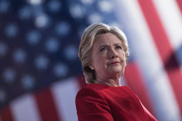 Wall Street subió confiada en la victoria de Clinton