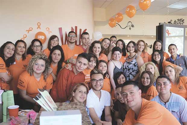 Iniciativa consiente a jóvenes y adolescentes con cáncer