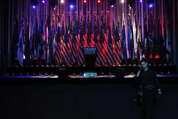Donald Trump y Hillary Clinton recibirán resultados en Manhattan