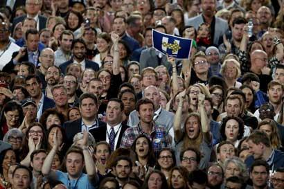 Hillary lidera Ohio, estado que históricamente establece ganador